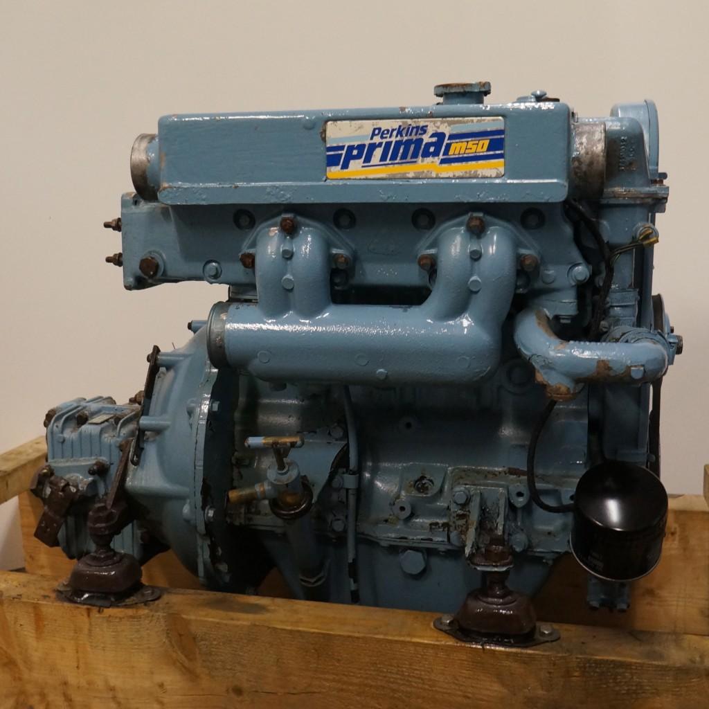 Perkins Prima M50 Marine Engine Pilkington Marine